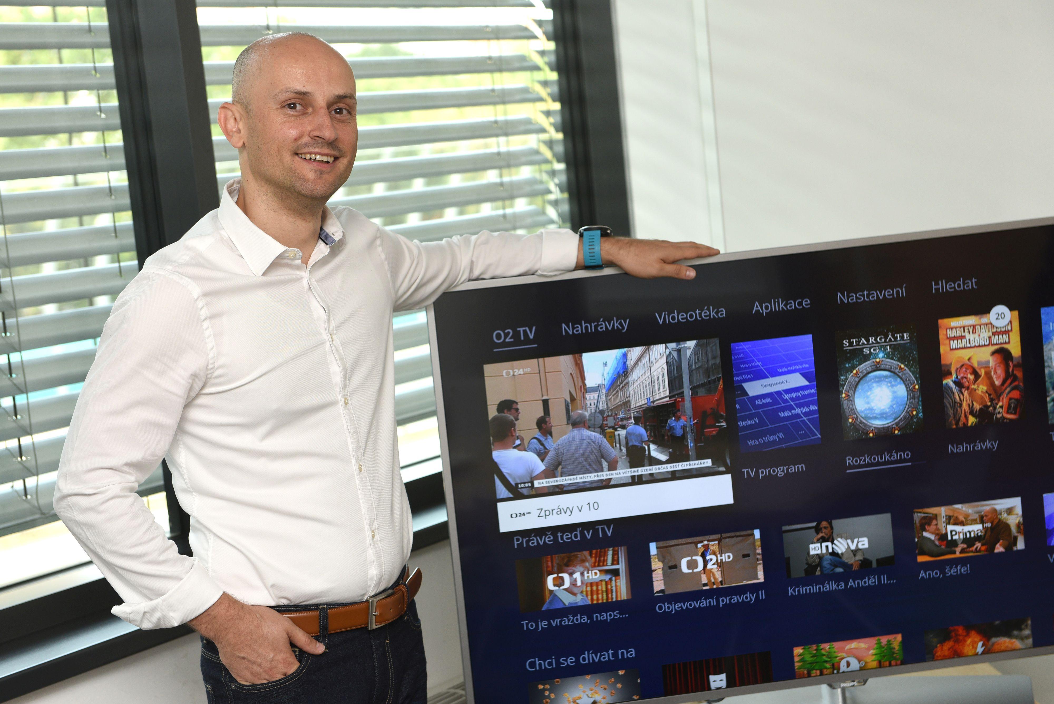 470205b49 Branislav Valo, O2TV: Náš nový set-top box umožňuje příjem Ultra HD i  DVB-T2 | Digital