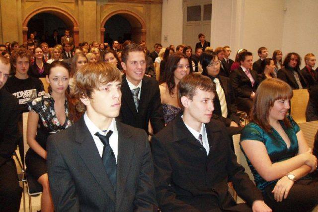 V Mladé Boleslavi začaly studovat téměř tři stovky nových vysokoškoláků