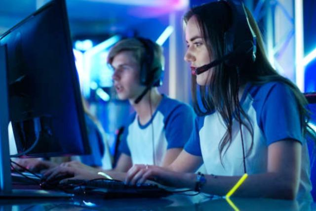 Esport Cyber Games Tournament