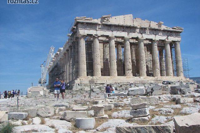 Aténské památky