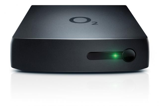 O2TV set-top box s podporou Ultra HD