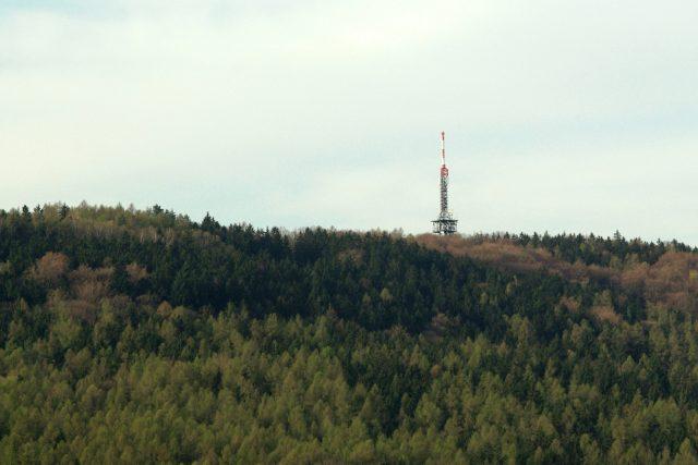 Vysílač Tlustá hora