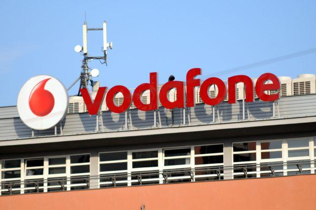 Vodafone (ilustrační foto)
