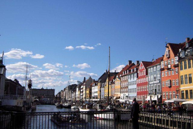 Kodaň | foto: Daniela Vrbová