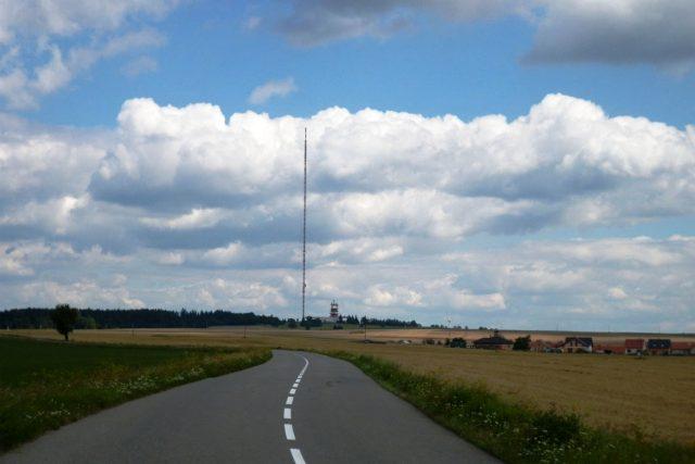 Kojál stojí na rozhraní Blanenska a Vyškovska
