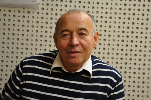 Herec Ivan Vyskočil