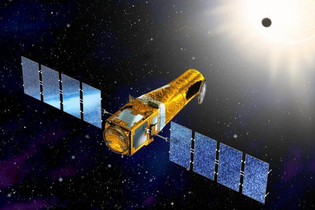 Družice CoRoT