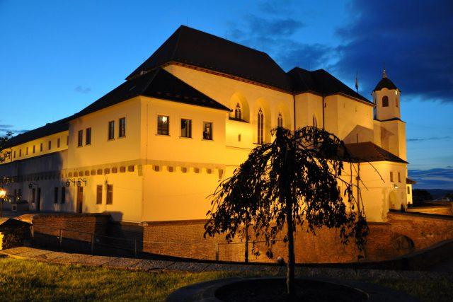 Koncert Rozhlasového Big Bandu Gustava Broma na brněnském Špilberku 31. května 2013
