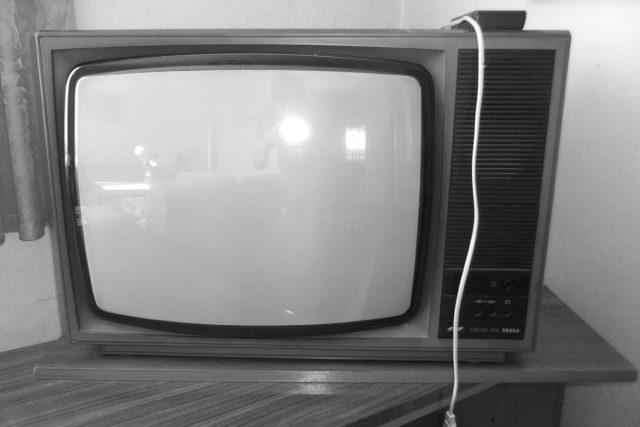 barevný televizor Tesla Color 425