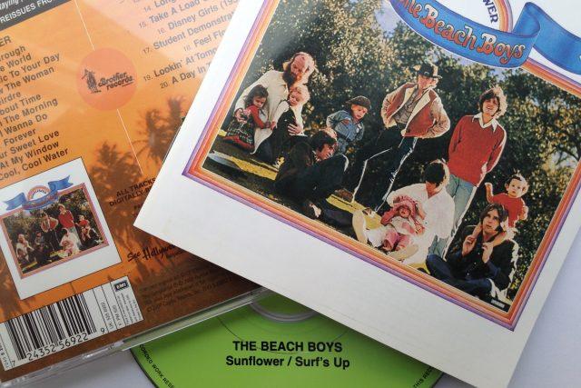 Beach Boys: Sunflower