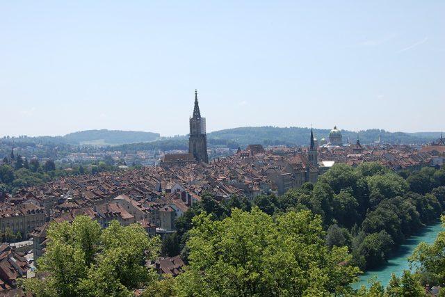 Bern, Švýcarsko