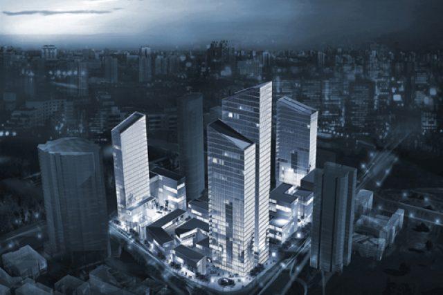 Mrakodrap v Šanghaji