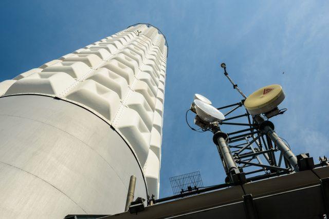 Žižkovský vysílač, Žižkovská televizní věž