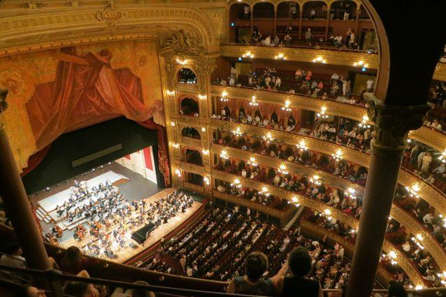 Koncert klasické hudby