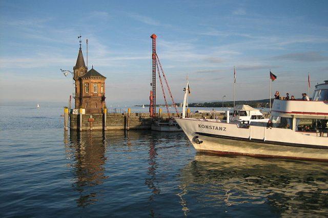 Koncil Kostnický trval na březích Bodamského jezera celé čtyři roky