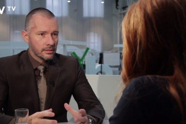 Martin Veselovský v DVTV