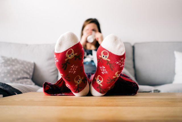 lenost, nohy, chodidla, ponožky, relaxace, relax, odpočinek, pauza