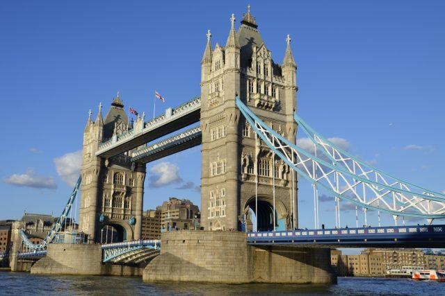 Most Tower Bridge, Londýn