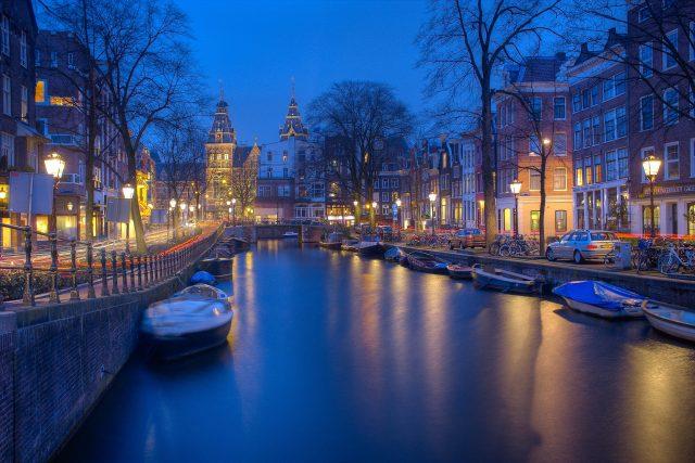 Amsterdam (ilustrační foto)