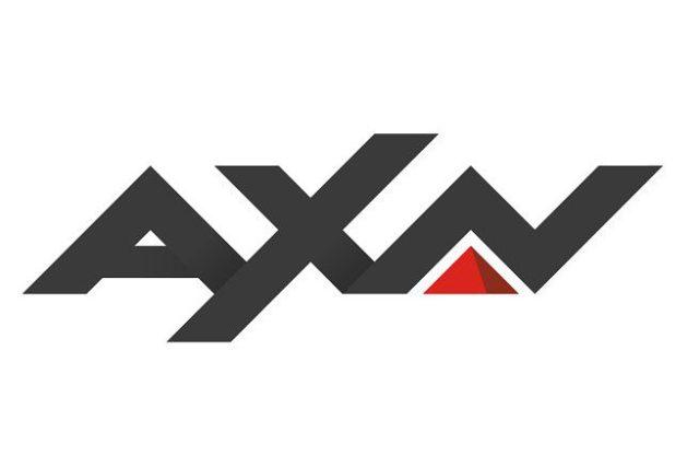 Nové logo AXN - březen 2016
