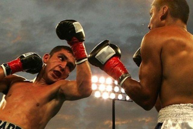 Box, boxeři, zápas