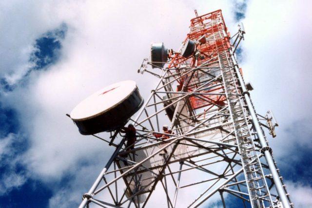 LTE vysílač operátor T-Mobile