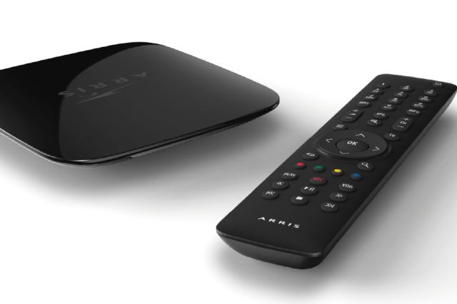 IPTV set-top box pro IP televizi T-Mobile