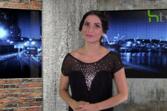 Ukázka z vysílání TV Harmonie