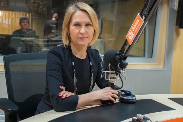 Šéfka Polskieho Radia Barbara Stanisławczyk
