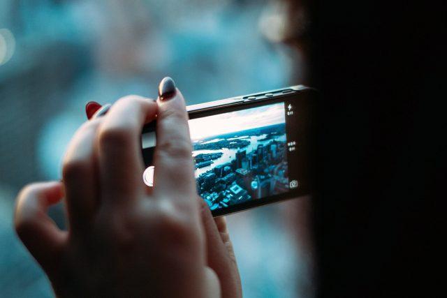 smartphone, chytrý telefon, mobilní telefon
