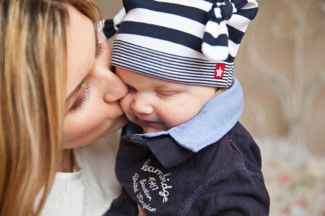 Dítě, matka, rodič