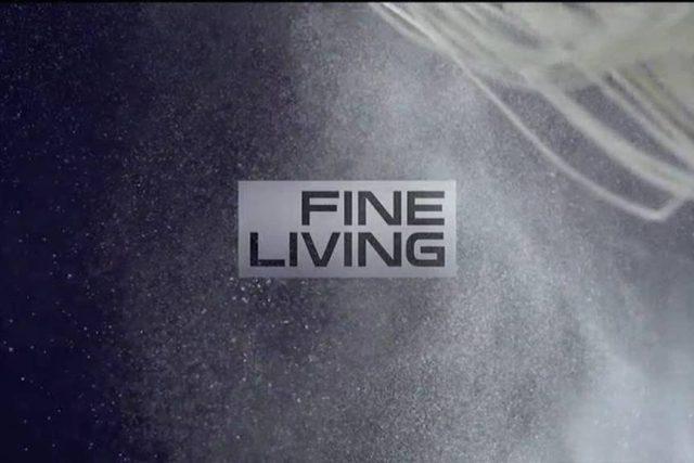 Inovovaná podoba loga stanice Fine Living