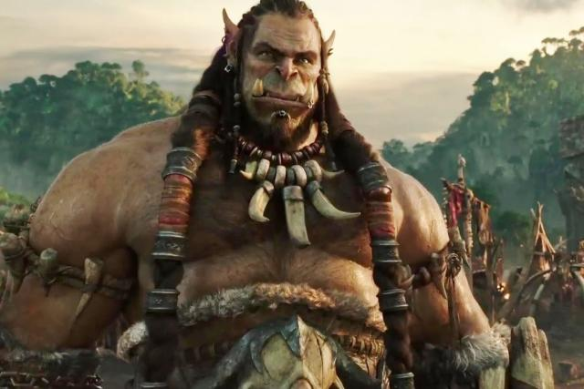 Svět počítačové hy Warcraft vstoupil do kin.