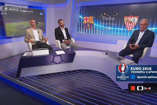 Aplikace Euro 2016 v HbbTV České televize