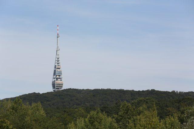 Vysílač Bratislava - Kamzík