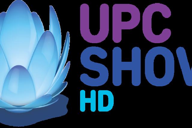 Logo informačního a promo kanálu UPC show HD