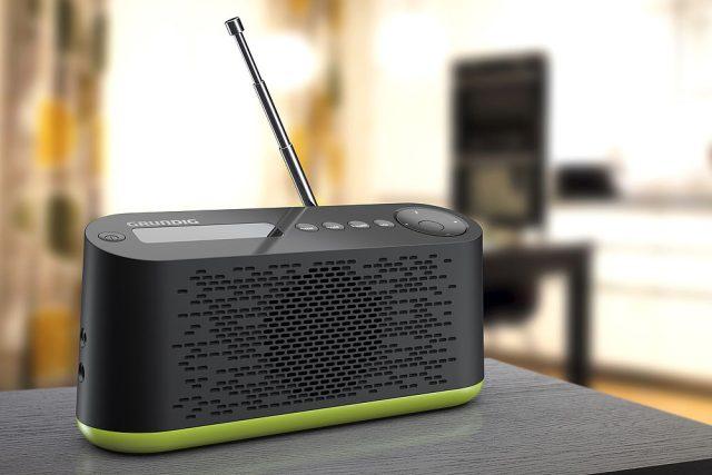 Digitální rozhlasový přijímač Grundig Music 45 DAB+