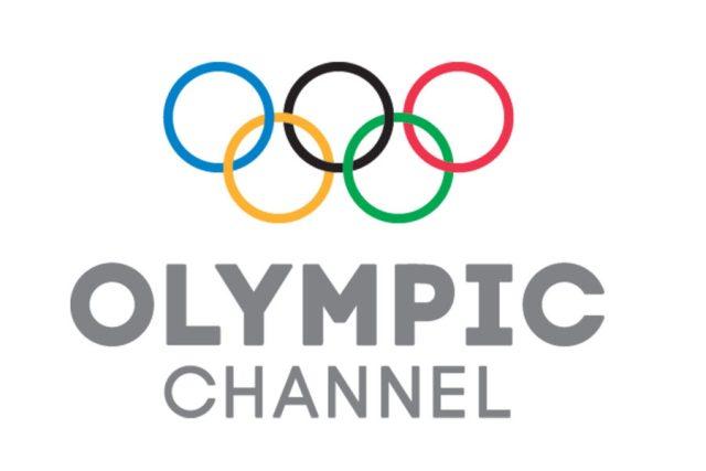 Logo tematické televize Olympic Channel