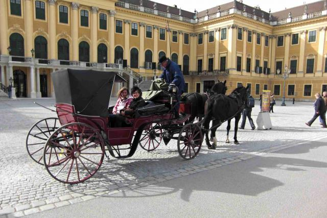 letní palác Schönbrunn; Vídeň | foto: CC0 Public domain