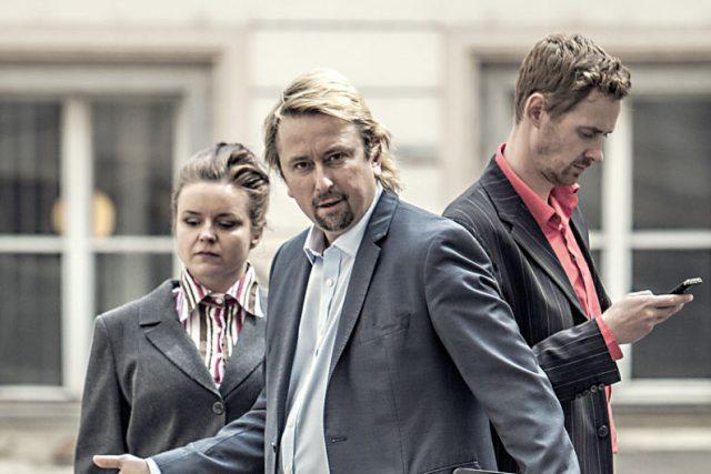 Kancelář Blaník patří mezi nejpopulárnější pořady internetové televize Stream.cz