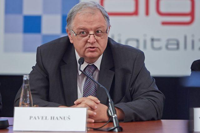 Pavel Hanuš, vedoucí projektové kanceláře České televize