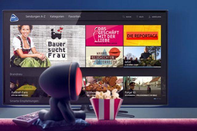 Ukázka z hybridního portálu ATVsmart