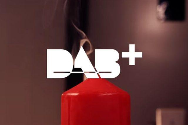 Digitální rozhlas DAB+