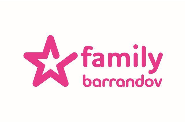 Logo televize Barrandov Family