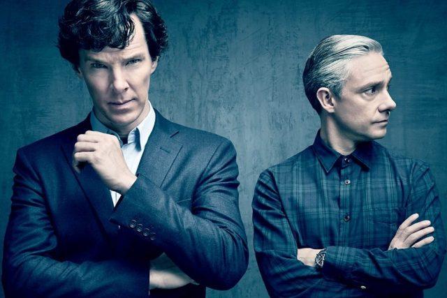 Sherlock - Série 4