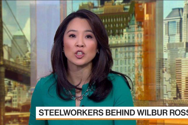 Z vysílání kanálu Bloomberg HD