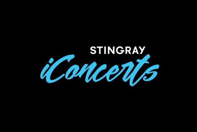 Logo hudební televize Stingray iConcerts