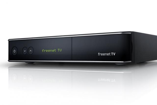 Oficiální set-top-box pro DVB-T2 platformu freenet TV