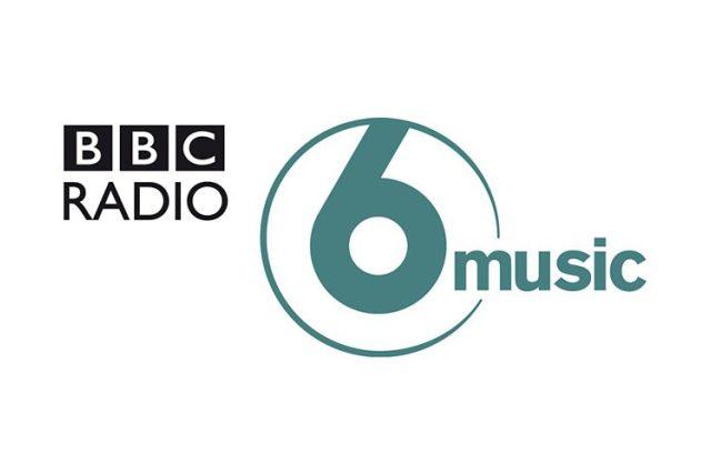 Logo veřejnoprávní stanice BBC 6 Music