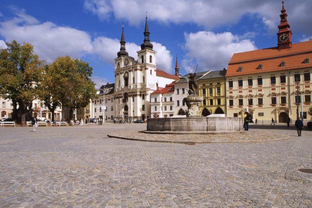 Jihlava, náměstí
